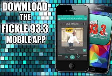 Fickle 93.3 Mobile App