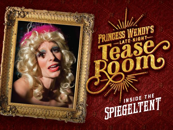 Image result for the princess wendy late night tease room