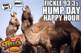 Fickle Hump Day Happy Hour