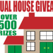 VIRTUAL HOUSE GIVEAWAY: OVER $3500 IN PRIZES
