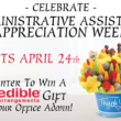 Administrative Professionals Giveaway
