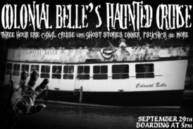 Colonial Belle's Haunted Cruise