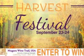 Niagara Wine Trail: Harvest Festival