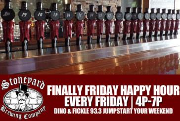 Finally Friday Happy Hour
