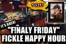 Finally Friday Happy Hour