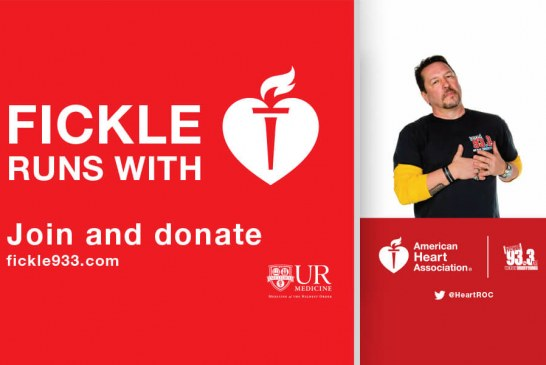 Heart Walk & Run | Join Team Fickle 93.3