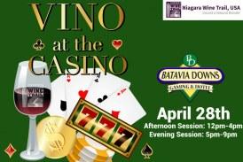 Vino At The Casino