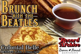 BRUNCH with THE BEATLES