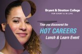 Bryant & Stratton College Hot Careers Lunch & Learn