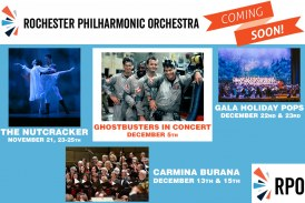RPO On-Stage & Coming Soon