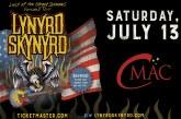 Lynyrd Skynyrd   July 13th