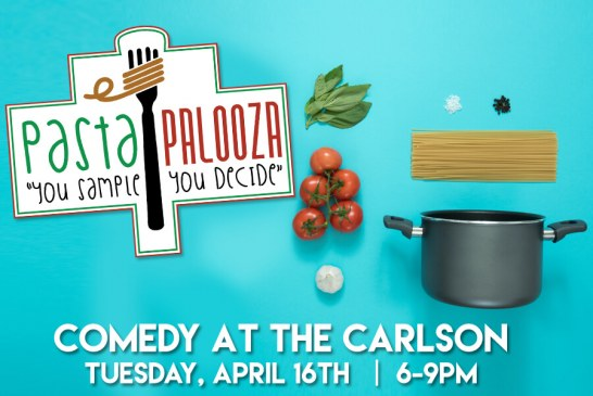 PastaPalooza | April 16th