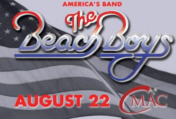 The Beach Boys | Aug 22nd