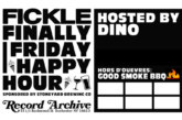 Fickle Finally Friday Happy Hour