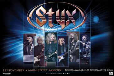 Styx | November 12th