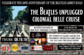 The Beatles Unplugged Cruise
