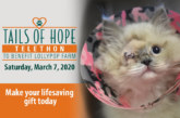 TAILS OF HOPE TELETHON 2020
