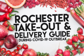 Rochester Take-Out & Food Delivery Guide