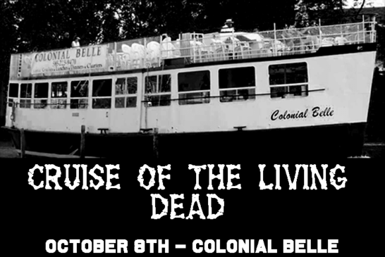 CRUISE of the LIVING DEAD!