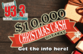 Win $10,000 Christmas Cash with Christmas DJ!