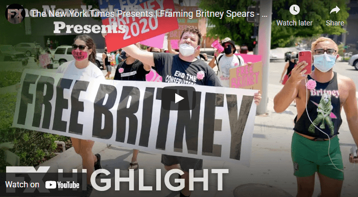 The Latest on the #FreeBritney Movement