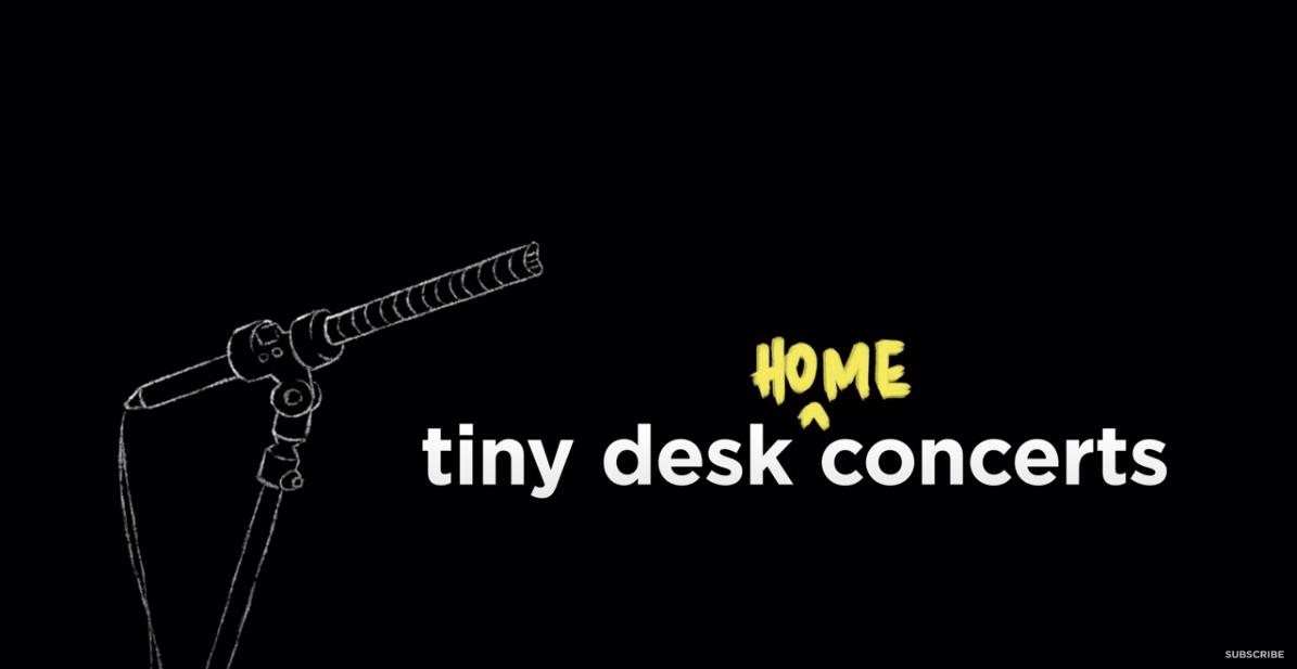 WATCH: Justin Bieber 'Tiny Desk at Home' Concert