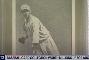 Rare Babe Ruth Baseball Card Could Go For Record Breaking $5.2 Million