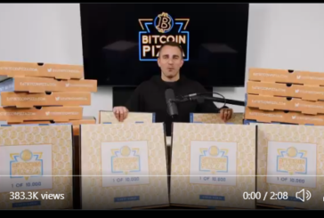 WATCH: New Pizza Brand Announced Gives Profit to Bitcoin Developers