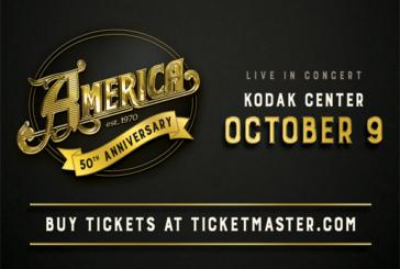 America 50th Anniversary at the Kodak Center