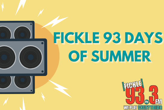 FICKLE 93 DAYS OF SUMMER