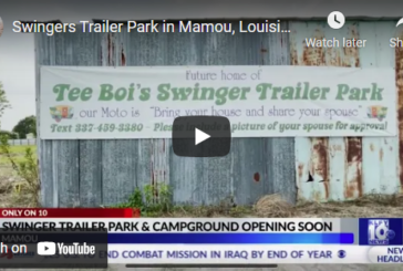 A Trailer Park for Swingers is Opening in Louisiana