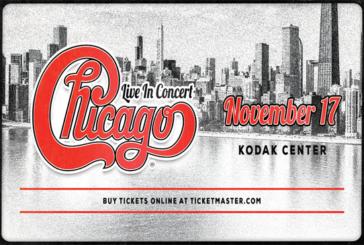Chicago at the Kodak Center