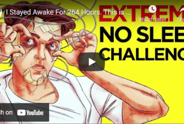 A Man Stayed Awake for 264 Straight Hours and Had Some Serious Side Effects