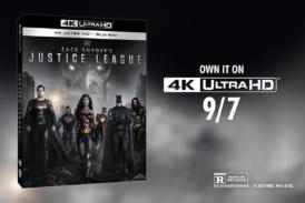 WIN ZACK SNYDER'S JUSTICE LEAUGE ON 4K ULTRA HD™