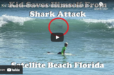 11 Year Old Escapes Shark, Goes on to Win Surf Competition