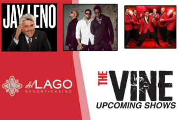 Del Lago Resort Upcoming Shows