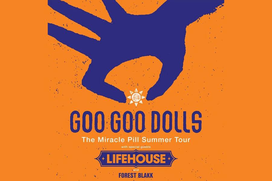 Goo Goo Dolls | AUG 20, 2021