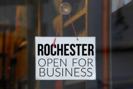 Rochester Open For Business