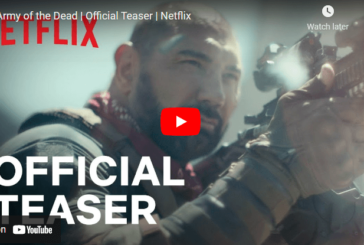 "Trailer for New Zack Snyder Netflix film ""Army of the Dead"""