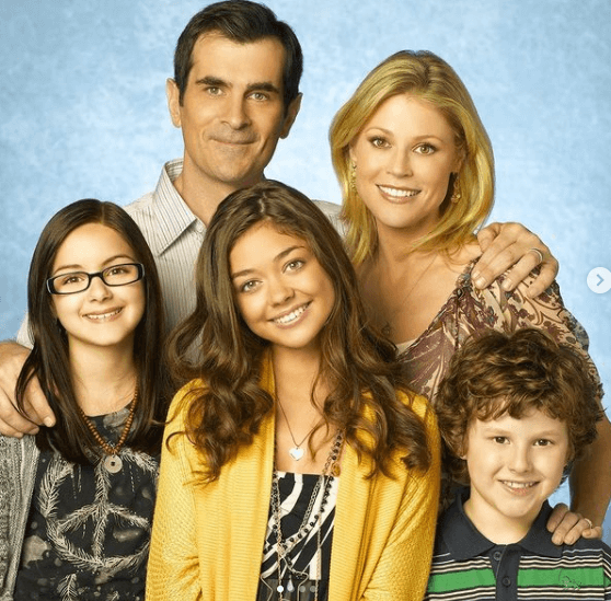 LOOK: Luke from Modern Family is JACKED!