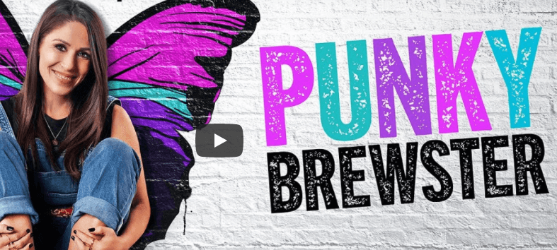 WATCH: The Trailer for the Punky Brewster reboot