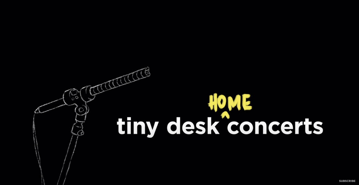 WATCH: Justin Bieber 'Tiny Desk at Home' Concert