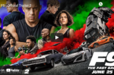 WATCH: F9 The Fast Saga Trailer
