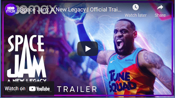 WATCH: The First Full Trailer for 'Space Jam: A New Legacy'