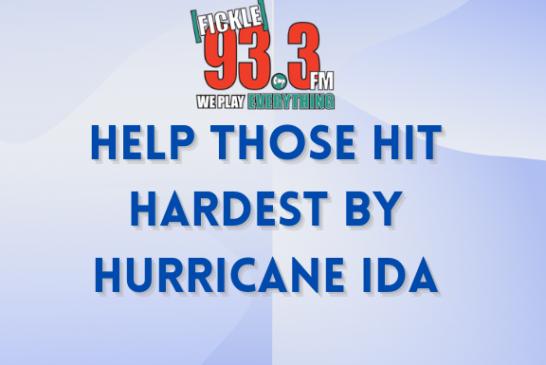 Help Those Hit Hardest By Hurricane Ida